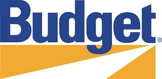 Budget car rental - logo image