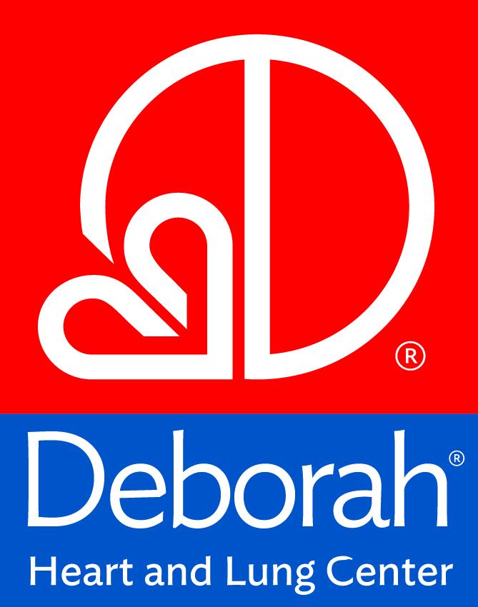 Deborah Heart and Lung Center - logo image