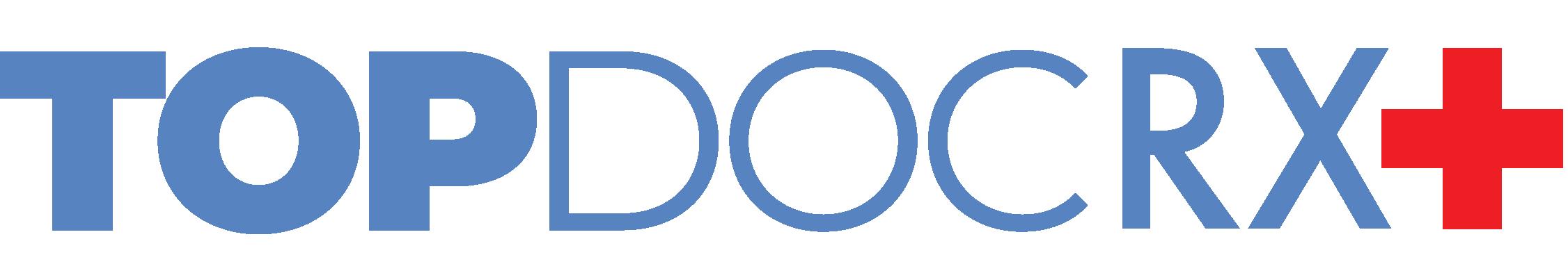 TOPDOCRX - logo image
